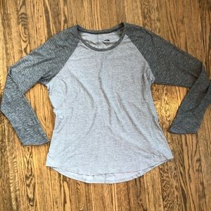The North Face | Long Sleeve Grey Running Top | XL